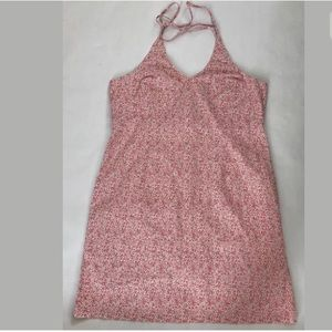 Old Navy Stretch Pink Floral Dress Size 20